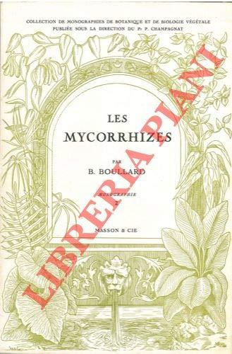 Le mycorrhizes.