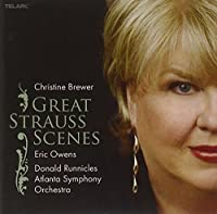 Great Strauss Scenes by Christine Brewer (2010-07-27)