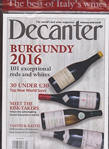 Decanter Magazine February 2018