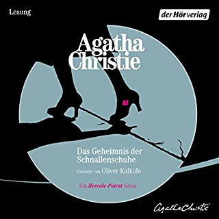 Das Geheimnis der Schnallenschuhe                   By:                                                                                                                                 Agatha Christie                               Narrated by:                                                                                                                                 Oliver Kalkofe                      Length: 3 hrs and 49 mins     1 rating     Overall 3.0