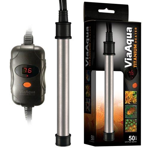ViaAqua Titanium Aquarium Heater