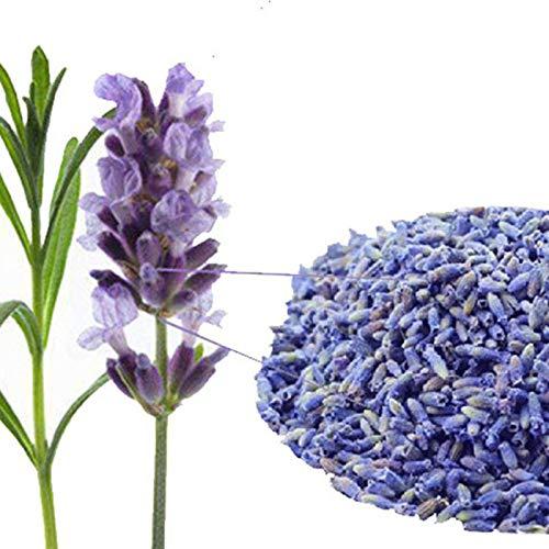 50g (0.11LB) Lavanda flor seca té yangxinanshen Chino regalo herbal bueno para dormir té de hierbas té perfumado Té de la flor Té de hierbas té botánico Té verde Té crudo Té de flores Té chino