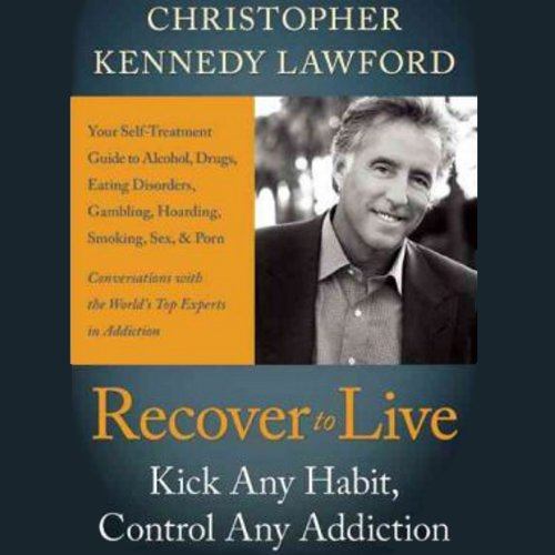 Recover to Live audiobook cover art