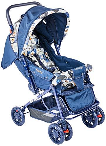 Carrinho de Bebê Funny Voyage - Azul