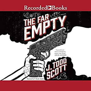 The Far Empty audiobook cover art