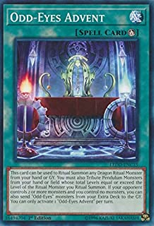 Odd-Eyes Advent - LEDD-ENC15 - Common - 1st Edition - Legendary Dragon Decks (1st Edition)