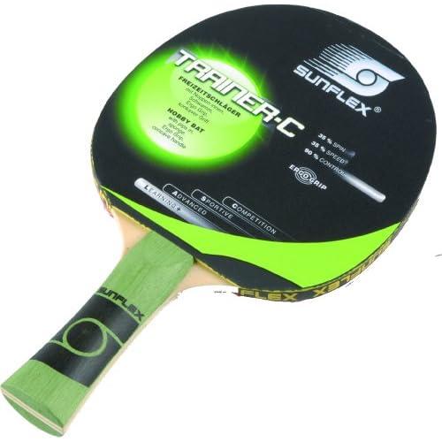 Sunflex - Racchetta da Ping Pong Trainer-C