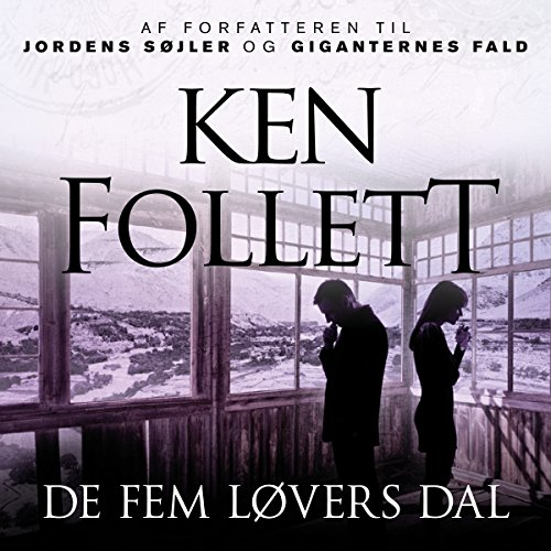 De fem løvers dal cover art