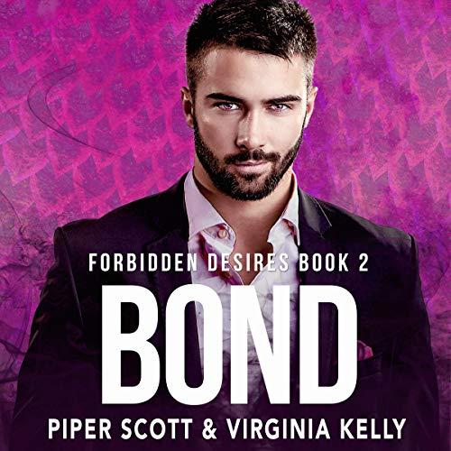 Bond audiobook cover art