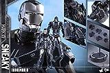 ホットトイズ アイアンマン マーク15 スニーキー アイアンマン3 アベンジャーズ 1/6 ムービーマスターピース marvel