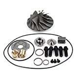 Compressor Wheel + Repair Rebuild for 03-04 Ford Powerstroke 6.0 GT3782VA Turbo Charger F250 F350 F450