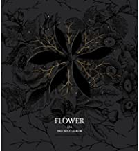 XIA (JYJ) Flower 3rd Solo Album Package CD + Booklet + Photocard (random on pack) K-POP Sealed