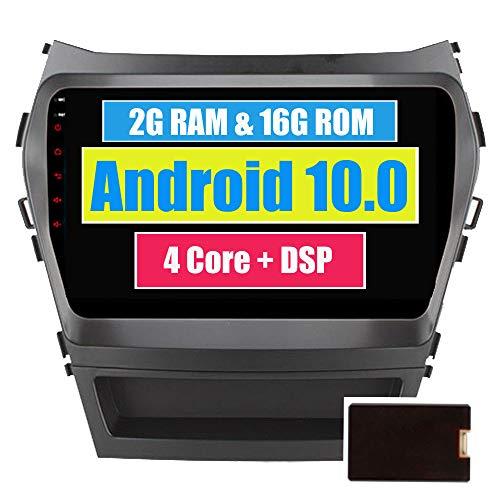RoverOne Android 7.1 Système Voiture GPS de Navigation Pour Hyundai Santa Fe IX45 2013 2014 2015 2016 avec Autoradio Radio Stéréo Bluetooth HDMI MirrorLink Quad Core Système Multimédia