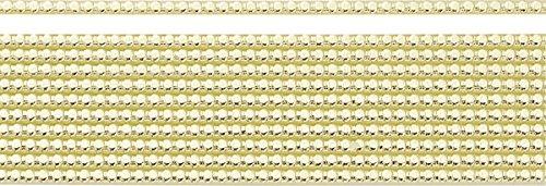 KnorrPrandell 8306060 Wachs - Perlstreifen, 20 cm