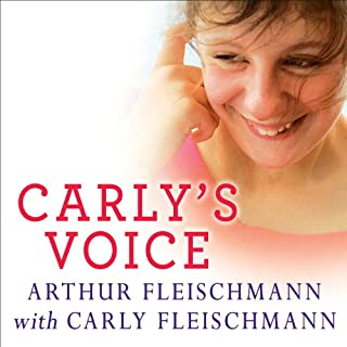 Carly's Voice audiobook cover art