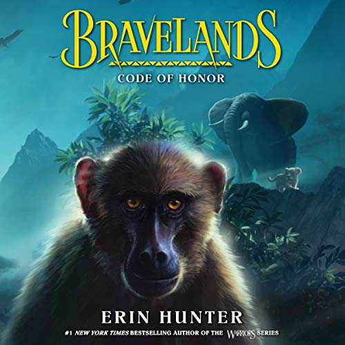 Bravelands cover art