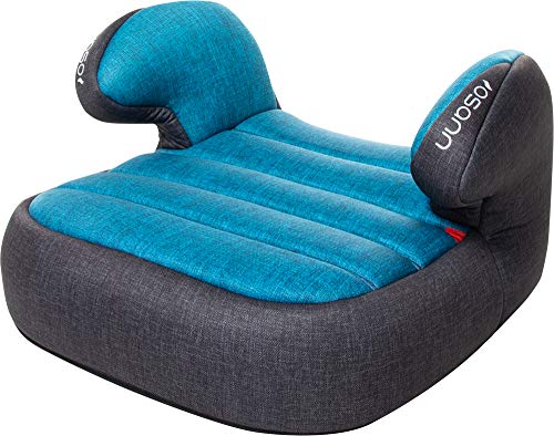 Osann 104-143-269 Tango ohne Isofix Kindersitzerhöhung Gruppe 2/3 (15-36 kg), Blau