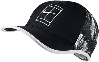 12630dc5747da Nike Men`s NikeCourt AeroBill Featherlight Adjustable Dri-Fit Tennis Hat