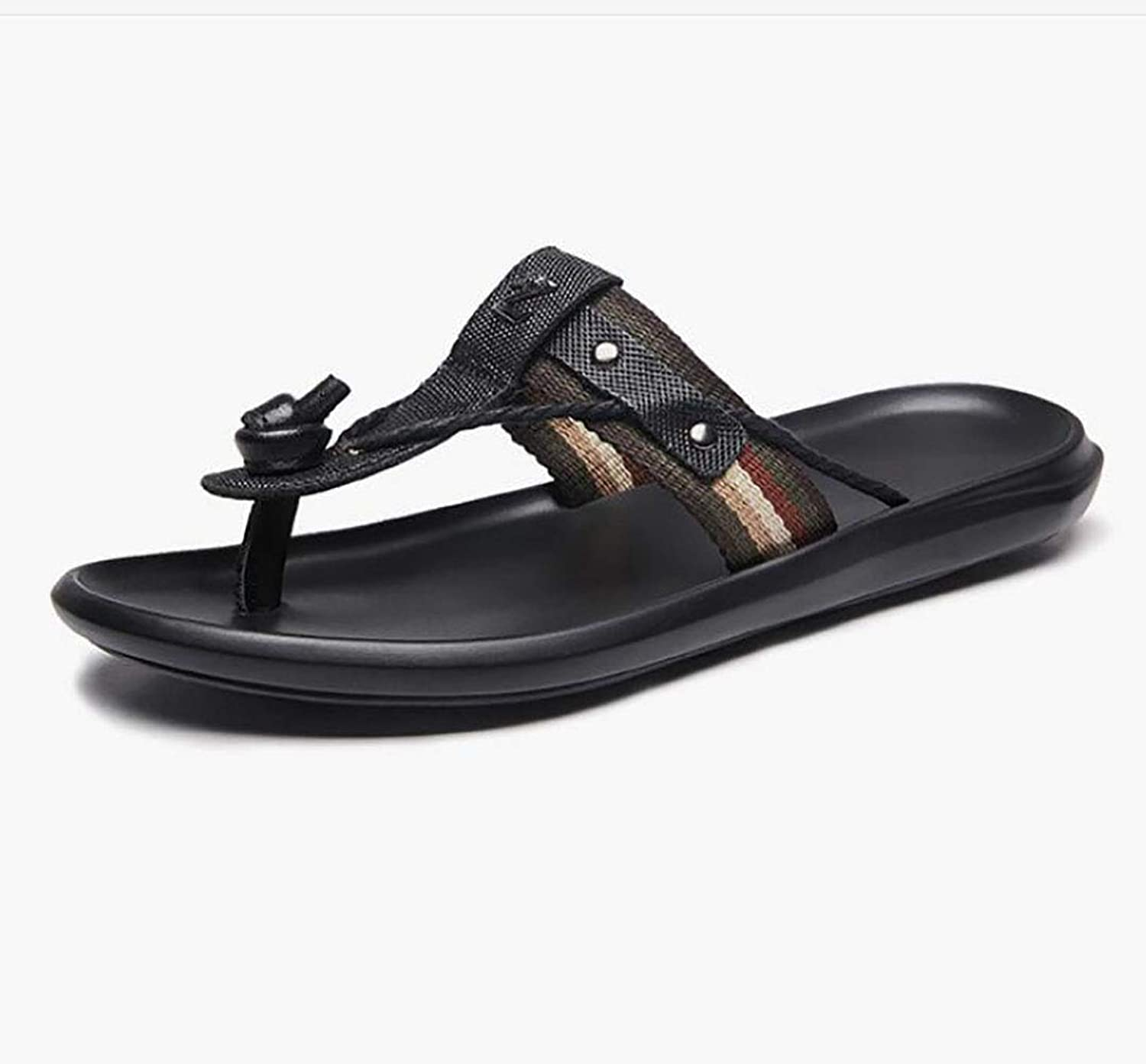 Summer Slippers Personality Toe Outdoor Slip Outdoor Waterproof Beach shoes