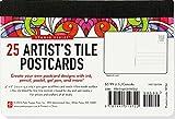 Studio Series Artist's Tile Postcards