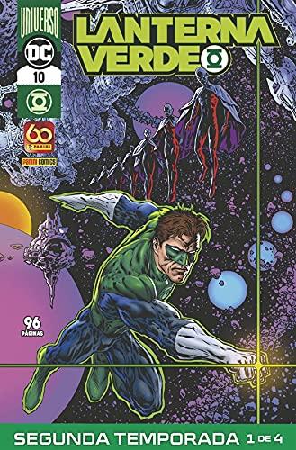 Lanterna Verde Ed. 10