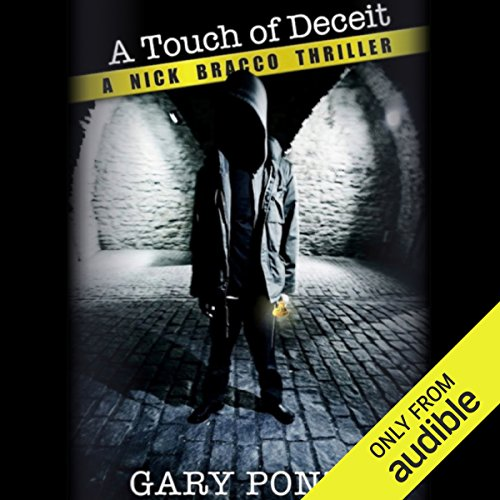 A Touch of Deceit audiobook cover art
