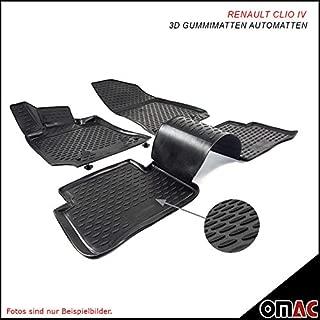 4 Pezzi OMAC GmbH Frangivento per Amarok dal 2011 in Poi Colore: Nero