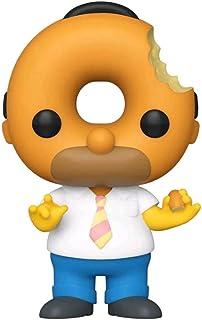 Boneco The Simpsons Casa da Árvore dos Horrores Donut Head Homer Special Edition Pop Funko 1033