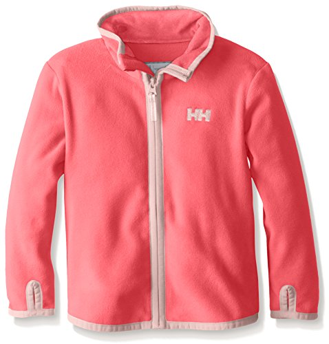 Helly Hansen-Day Breaker per Bambini K-Giacca in Pile, Colore: