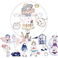 マスキングテープ 新七天 龙 猫 カラフル 手帳 かわいい シール インテリア 飾り 手帳テープ