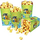 20 PCS Scooby Doo Party Bags - Scooby Doo Party Favor Popcorn Boxes...