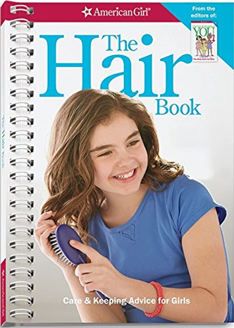 The Hair Book: Care & Keeping Advice for Girls zifesg094