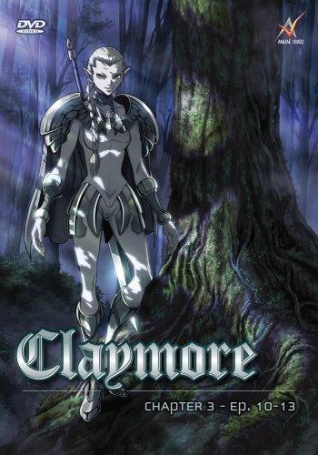 Claymore - Schwert der Rache (Chapter 3 - Ep. 10-13)