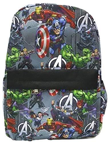 Marvel - Avengers 16' Large All Over Print Backpack - 14181