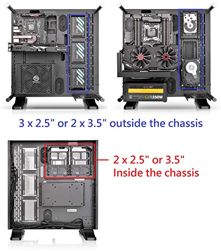 Gamers Dream: Tempered Glass PC Cases 12