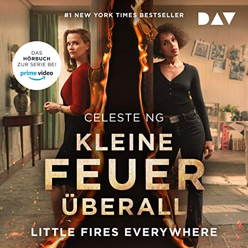Kleine Feuer überall Audiobook By Celeste Ng cover art