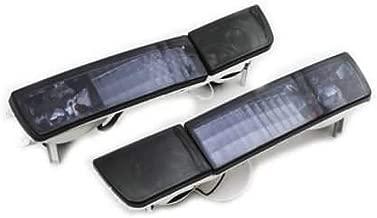 Ormax Smoke Crystal Style Euro Bumper Fog & Turn Signal Lights for Golf MK3 / Jetta/Vento MK3