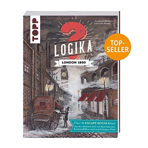 Logika – London 1850: Escape Room Logikrätsel für zwischendurch von leicht bis schwer