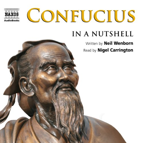 Confucius: In a Nutshell audiobook cover art