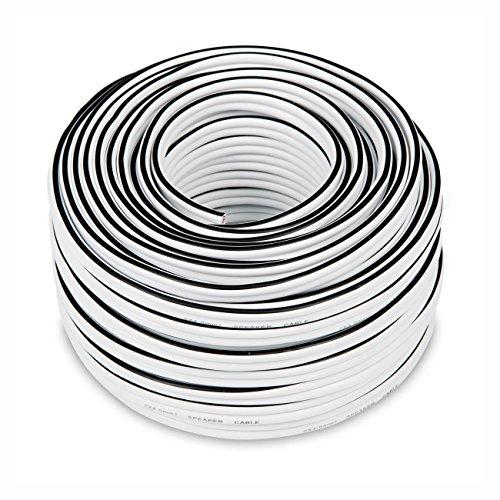 Teufel 30 m Lautsprecherkabel C4530S Weiß
