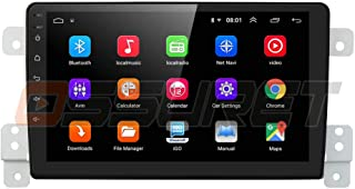 Android 10 OS 9 inch Car Radio GPS Navigator for Suzuki Grand Vitara/Escudo 2005-2015 Support Bluetooth 4.0 SWC WIFI 4G