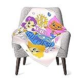 Baby Blanket Throw Blanket Ultra-Soft Blankets for Newborn Girls Boys Toddler Infant Fleece Blanket for All Season Gift