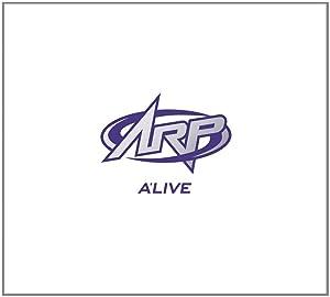 A'LIVE(DVD付)(スマプラ対応)