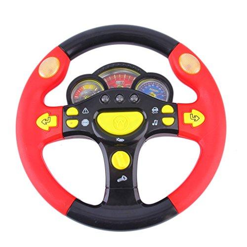 Niños de Juguete del Volante Infancia Educación simulación de conducción