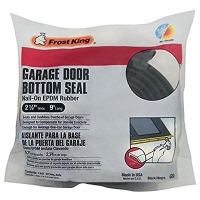 Garage Door Seal 2.25x9