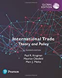 International Trade: Theory and Policy, Global Edition - Paul Krugman