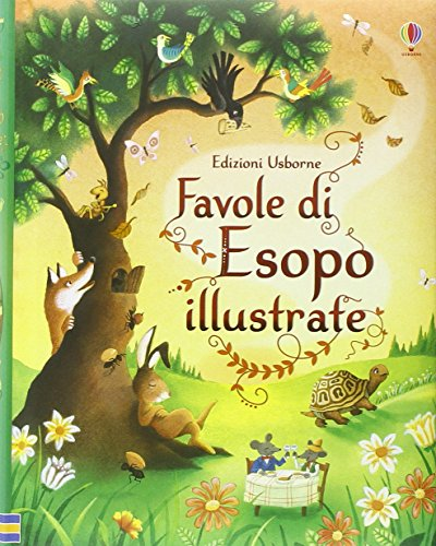 Favole di Esopo illustrate. Ediz. illustrata