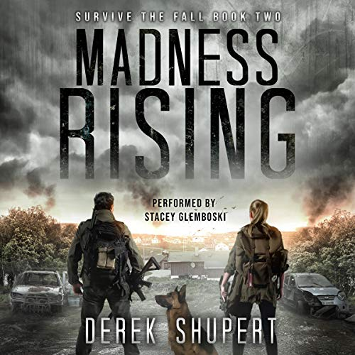 Madness Rising cover art