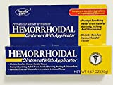 Family Care Hemorrhoidal Ointment with Applicator