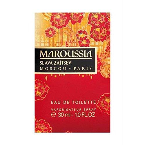maroussia Slava Zaitsev Eau de Parfum Vaporisateur 30ml (precio por unidad) tornada Rapide et soignée